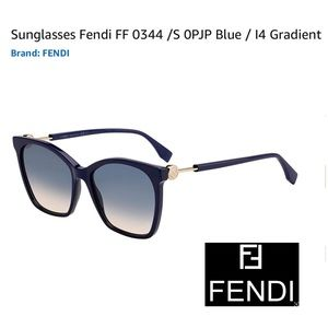 Fendi Sunglasses- POLARIZED